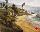 Laguna Morning by Jim Wodark Oil ~ 16 x 20