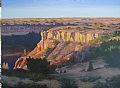Palo Duro Morning by Chase Almond Oil ~ 18 x 24