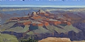 Shoshone Point by Chase Almond Oil ~ 8 x 16