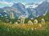 Larch Valley by Waclaw Pietucha