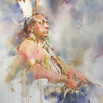 Annette Smith - The 153rd Annual International Exhibition of the American Watercolor Society