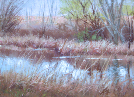 111 Marsh-on-179th 4-18-15 - Pastel