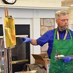 Steve Doherty - Artist-in-Residence