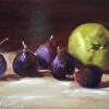 Figs with Pear