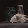 Loss & Found: Still Life with Sheep Skull