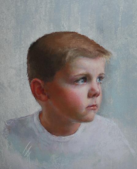 Garrett - Pastel