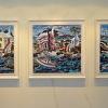 Tirnanog triptych in situ