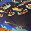 Neils world painting in progress