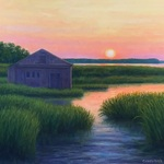 Candy Way - Saltbox Gallery Summer Art Show