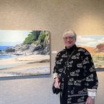 """Margaret Prentice - """"Coastall Waters / Desert Sands"""""""