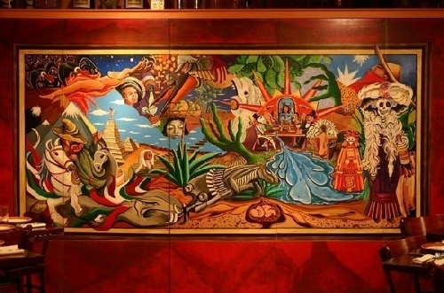 Mexican Muralists Artists Tribute to Mexican Muralists
