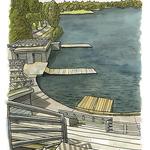 Steven Reddy - Urban Sketching (Gage Academy)