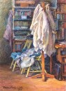 "Studio Smocks by marie walker Pastel ~ 32"" x 28"""