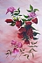 "Flowers In A Dream by Pat Quinn Oil ~ 36"" x 24"""