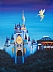 "Disney Magic by Pat Quinn Oil ~ 24"" x 18"""