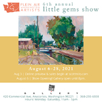 Laura Gable - Little Gems Show at Scott Milo Gallery