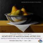 Jim Serrett - NOAPS BEST OF AMERICA SMALL WORKS 2021