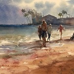 Alicia Farris - Painting LIFE in Watercolor