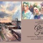 Alicia Farris - Artist Reception