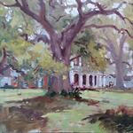 Mary O. Smith - Shadows-on-the-Teche Plein Air Competition