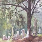 Mary O. Smith - Sothern Watercolor Society Show