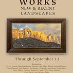 Richard Lindenberg - <b>WORKS - New & Recent Landscapes</b>