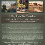 Richard Lindenberg - <b>INTERPRETING the Landscape</b>