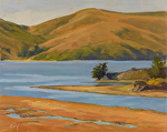 Preston Point-Tomales Bay by Christin Coy  ~  x