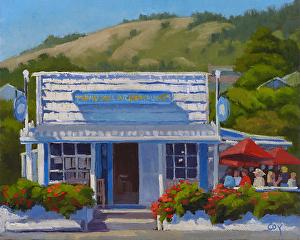 Stinson Beach Sand Dollar Restaurant