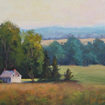 Sallie Spencer - Historic Indiana en Plein Air IPAPA/Indiana DNR Show