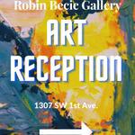 Paul Lockhart - Robin Becic Gallery ART RECEPTION
