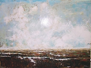 "Vista by Dan Ryan  ~ 24"" x 36"""