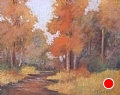 Fall by Virginia Carruth Pastel ~ 8 x 10
