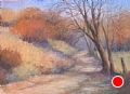 Country Road by Virginia Carruth Pastel ~  x