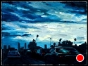 """Morning Glory On The 101 by Marian Fortunati Oil ~ 18"""" x 24"""""""