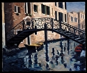 "Venezia by Marian Fortunati Oil ~ 20"" x 24"""