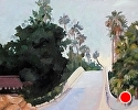 "Bridge To Somewhere by Marian Fortunati Oil ~ 8"" x 10"""
