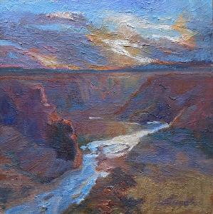 Dawn by Marian Fortunati