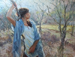 Gladys Roldan-de-Moras - Texas Masters Showcase at InSight Gallery