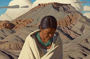 An example of fine art by Logan Hagege