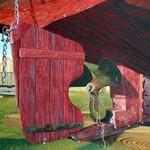 John Mansueto - 41st Setauket Artist Exhibition