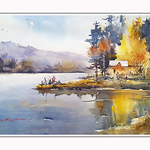 Shuang Li - Complete Mastery of Watercolor (3 Day Workshop, ONLINE ONLY)