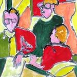 Janet Almstadt-Davison - Plein Aire Art Show