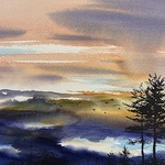 Ken Hobson - Take The Fear Out of Watercolor @ John C Campbell Folk School