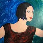 Genevieve Landregan - February First Friday Exhibit