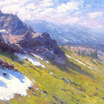 Susan Sarback - Painting Mountains: Distance and Atmosphere