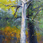 Susan Sarback - Exploring Trees:  Near and Far