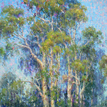 Susan Sarback - American Impressionist Society�s 22nd Annual National Exhibition