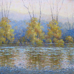Susan Sarback - Waterscapes: Capturing Rhythm, Depth, and Movement