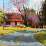 Amanda Lovett - Plein Air Concepts for the Studio